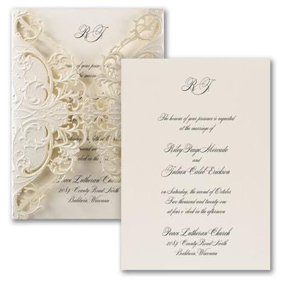 elite wedding invitations